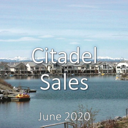 Citadel Housing Market Update June 2020