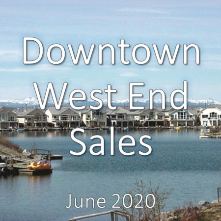 Downtown West End Housing Market Update June 2020