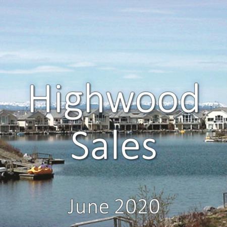 Highwood Housing Market Update June 2020