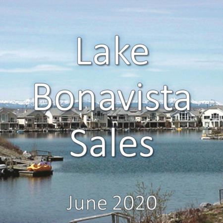Lake Bonavista Housing Market Update June 2020