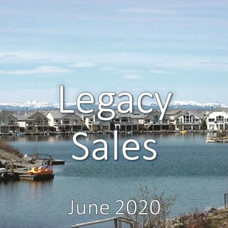 Legacy Housing Market Update June 2020
