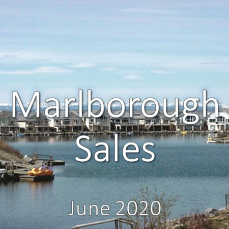 Marlborough Housing Market Update June 2020