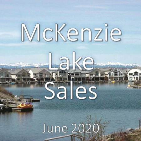 McKenzie Lake Housing Market Update June 2020
