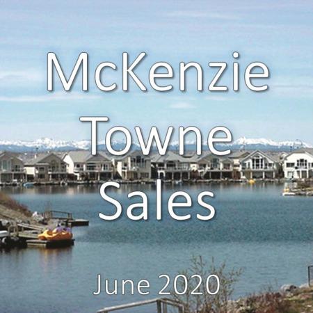 McKenzie Towne Housing Market Update June 2020
