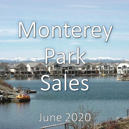 Monterey Park Housing Market Update June 2020