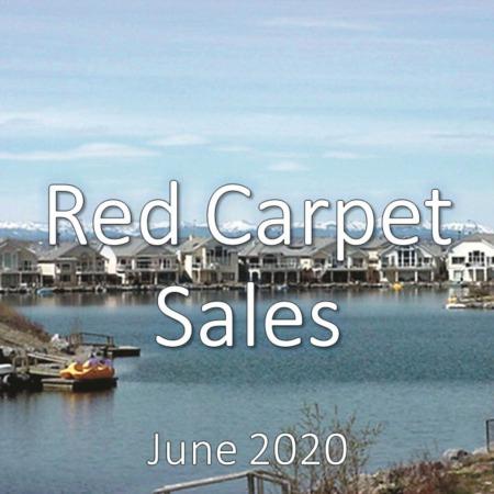 Red Carpet Housing Market Update June 2020