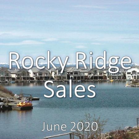 Rocky Ridge Housing Market Update June 2020