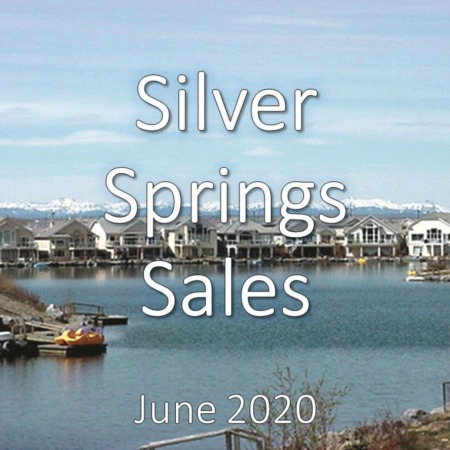 Silver Springs Housing Market Update June 2020