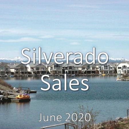 Silverado Housing Market Update June 2020