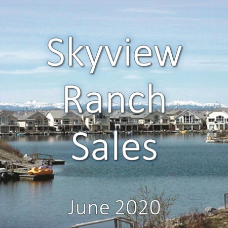 Skyview Ranch Housing Market Update June 2020