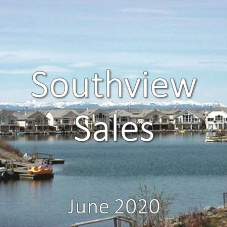 Southview Housing Market Update June 2020