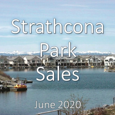 Strathcona Park Housing Market Update June 2020