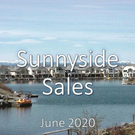 Sunnyside Housing Market Update June 2020