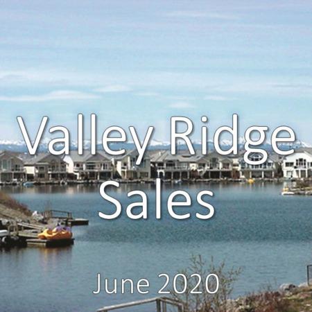 Valley Ridge Housing Market Update June 2020