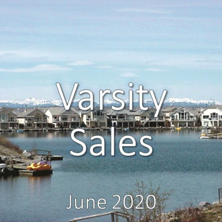 Varsity Housing Market Update June 2020