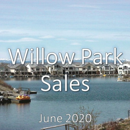 Willow Park Housing Market Update June 2020