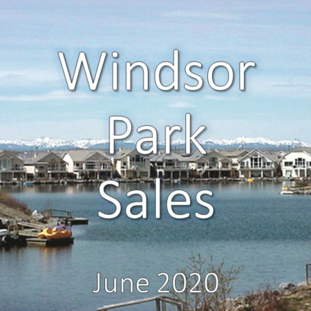 Windsor Park Housing Market Update June 2020