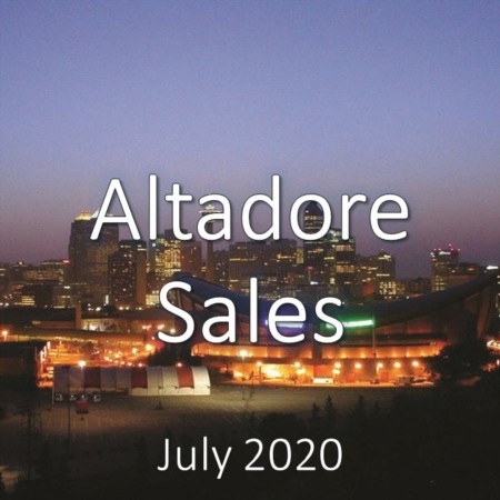 Altadore Housing Market Update July 2020