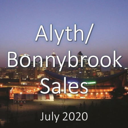 Alyth/Bonnybrook Housing Market Update July 2020