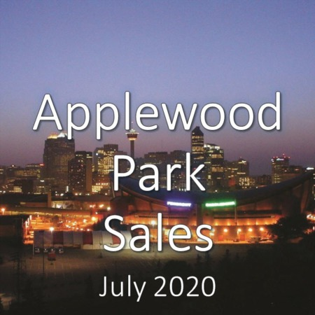 Applewood Park Housing Market Update July 2020