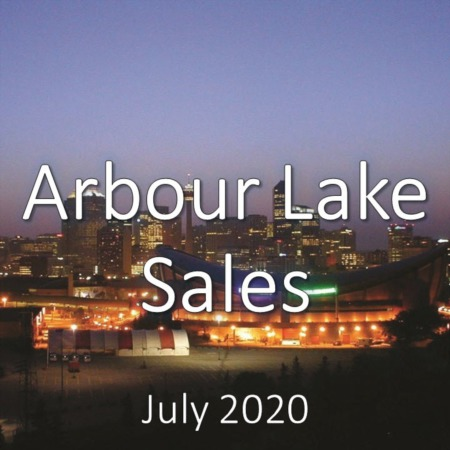 Arbour Lake Housing Market Update July 2020