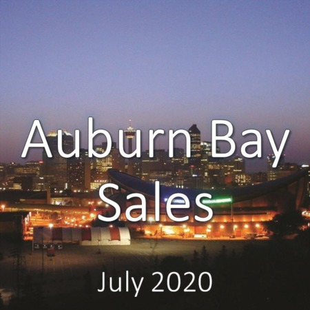 Auburn Bay Housing Market Update July 2020