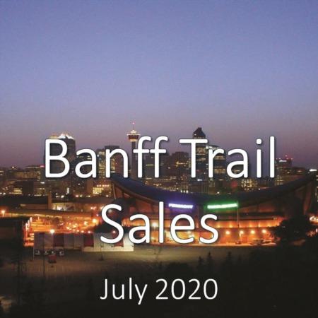 Banff Trail Housing Market Update July 2020