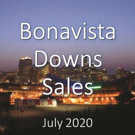 Bonavista Downs Housing Market Update July 2020