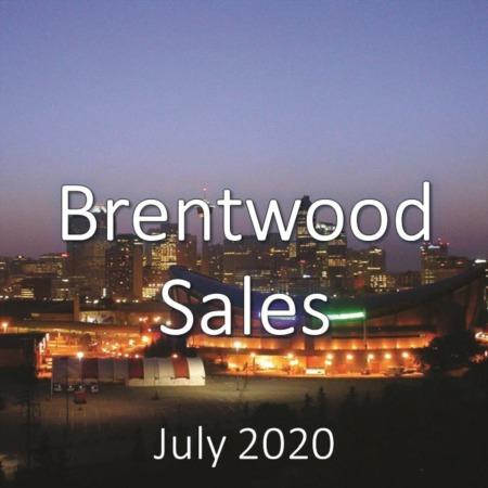 Brentwood Housing Market Update July 2020