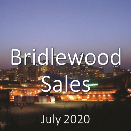 Bridlewood Housing Market Update July 2020