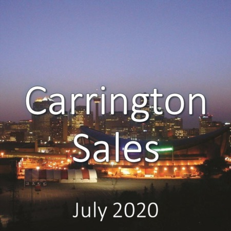 Carrington Housing Market Update July 2020