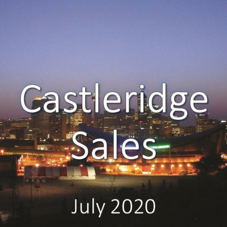 Castleridge Housing Market Update July 2020