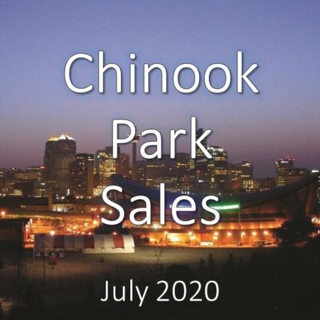 Chinook Park Housing Market Update July 2020