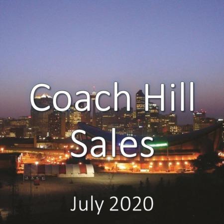 Coach Hill Housing Market Update July 2020