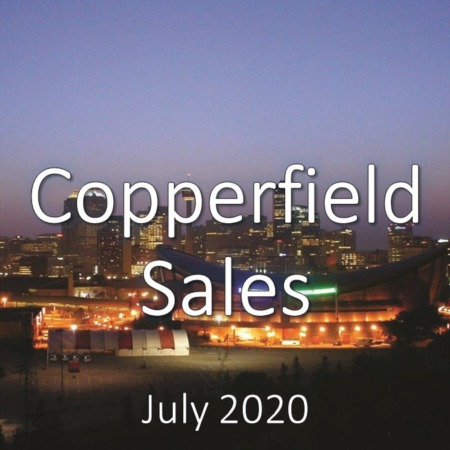 Copperfield Housing Market Update July 2020