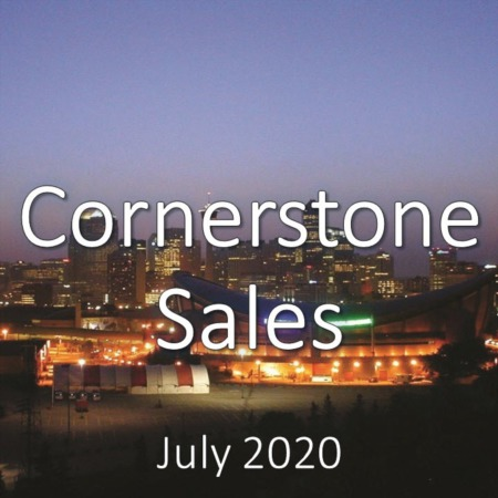 Cornerstone Housing Market Update July 2020