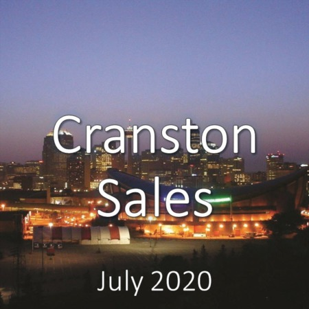 Cranston Housing Market Update July 2020