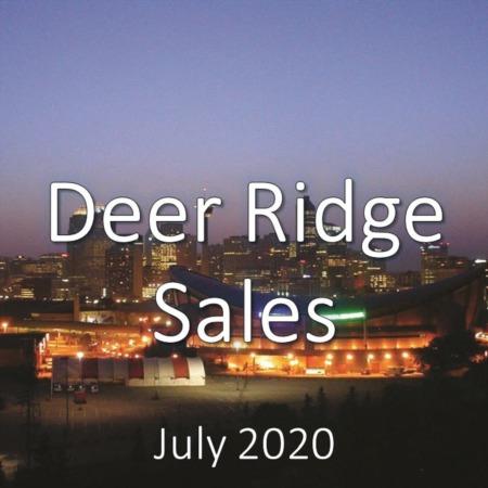 Deer Ridge Housing Market Update July 2020