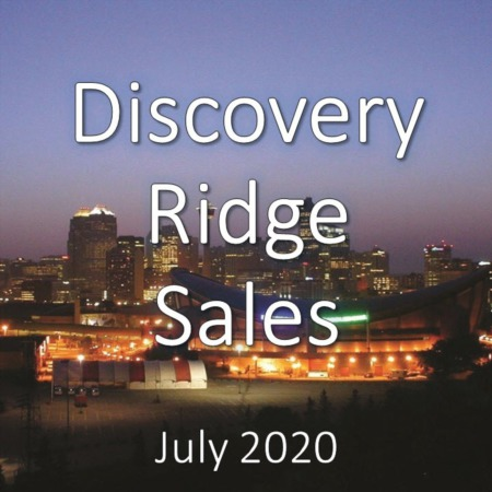 Discovery Ridge Housing Market Update July 2020