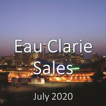 Eau Claire Housing Market Update July 2020