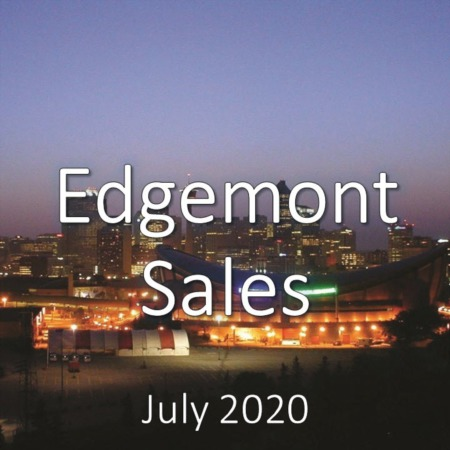 Edgemont Housing Market Update July 2020