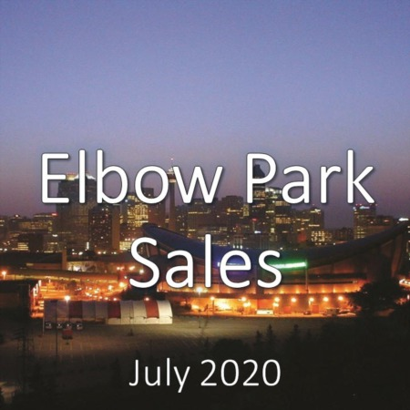 Elbow Park Housing Market Update July 2020