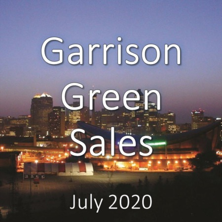 Garrison Green Housing Market Update July 2020