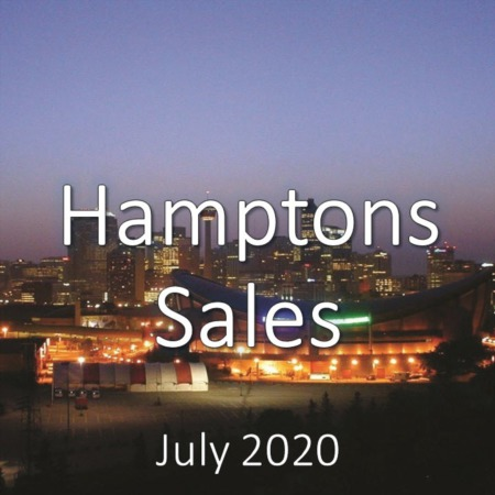 Hamptons Housing Market Update July 2020