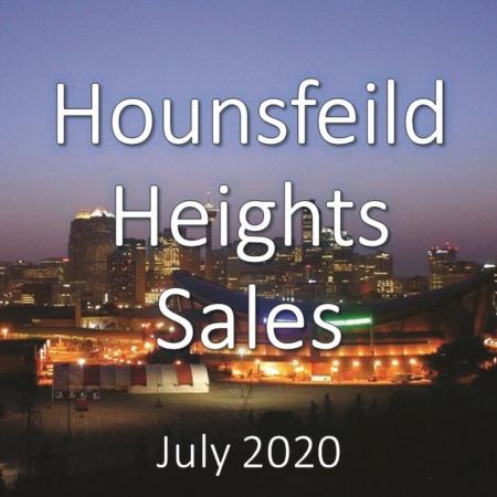 Hounsfield Heights/Briar Hill Housing Market Update July 2020