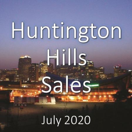 Huntington Hills Housing Market Update July 2020