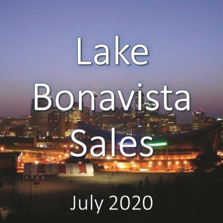 Lake Bonavista Housing Market Update July 2020