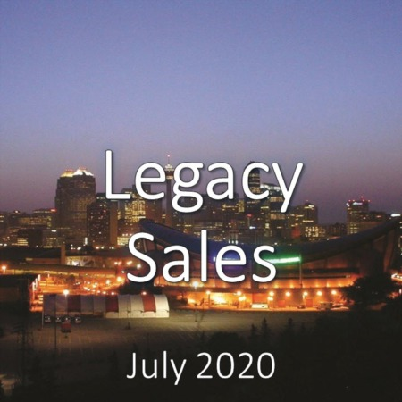 Legacy Housing Market Update July 2020