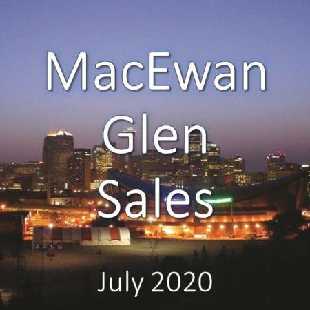 MacEwan Glen Housing Market Update July 2020