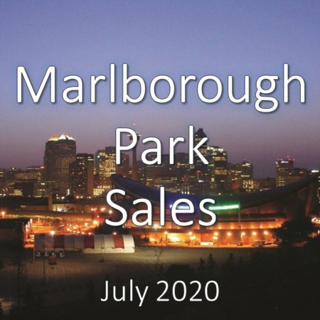 Marlborough Park Housing Market Update July 2020